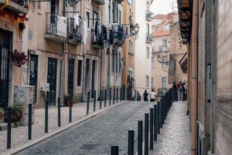 Mouraria Lisbon