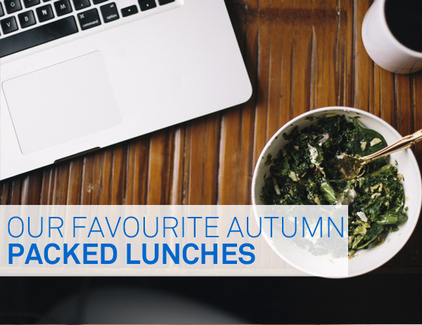 Autumn Packed Lunches for Work