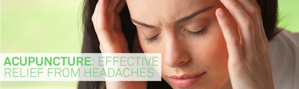 How chinese medicine can relieve headaches