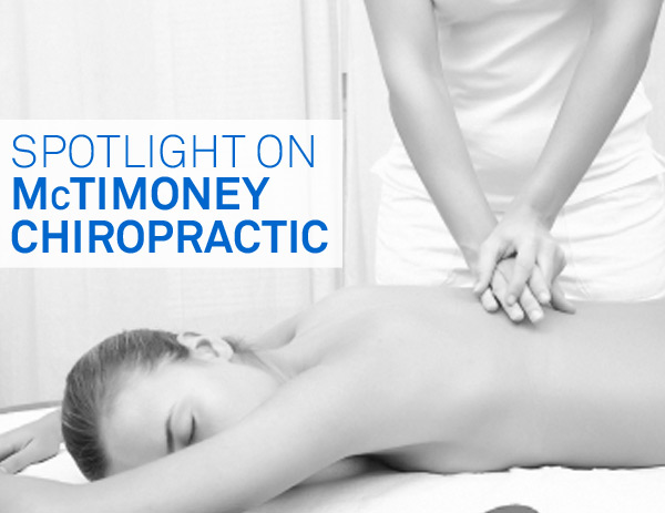 McTimoney Chiropractic and Back Pain