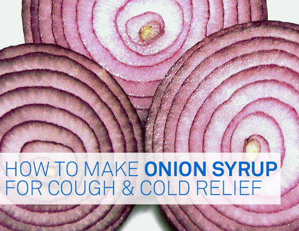 How to Make Onion Syrup
