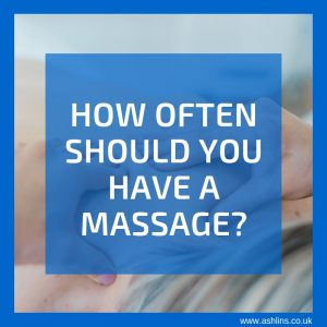 how often should you have a massage
