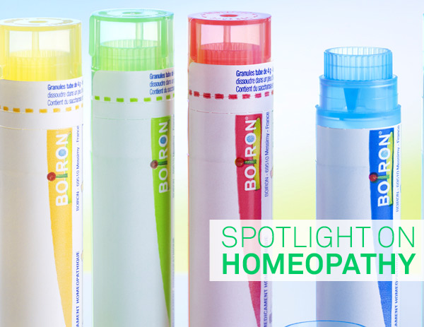Homeopathy in East London