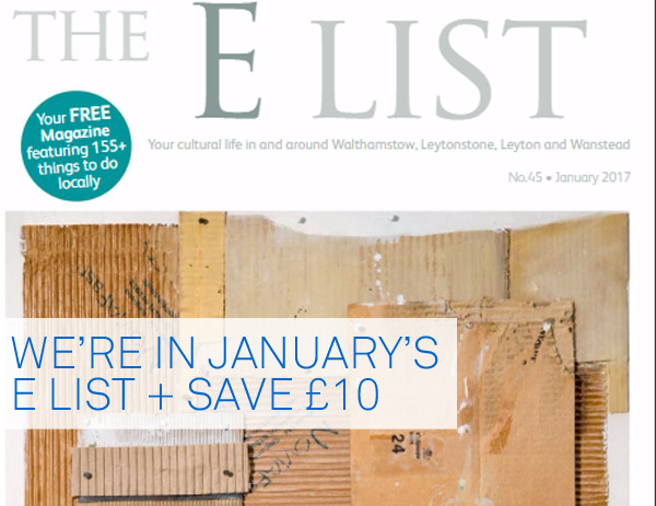 Walthamstow - The E List