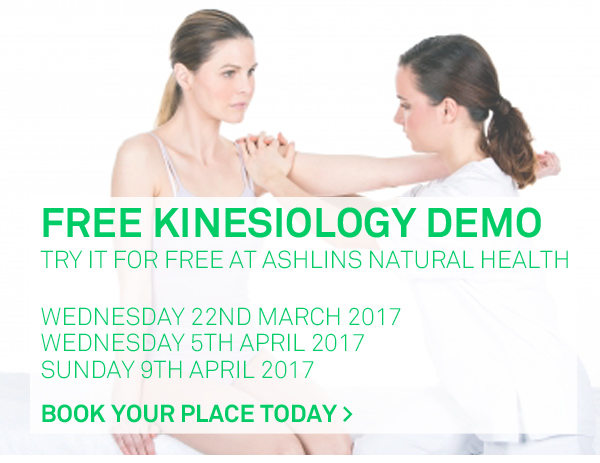 try kinesiology for free in Walthamstow
