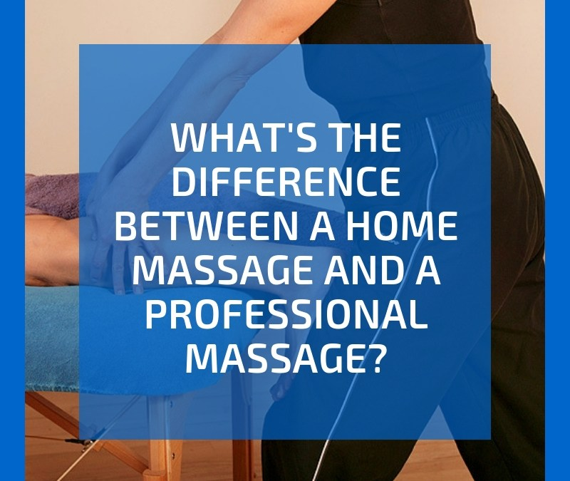 Why pay for a massage when you can have one at home? Click through to find out