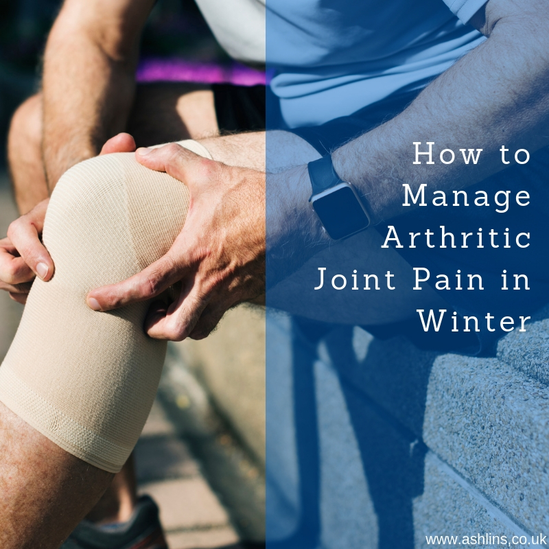 How to manage arthritic joint pain during winter