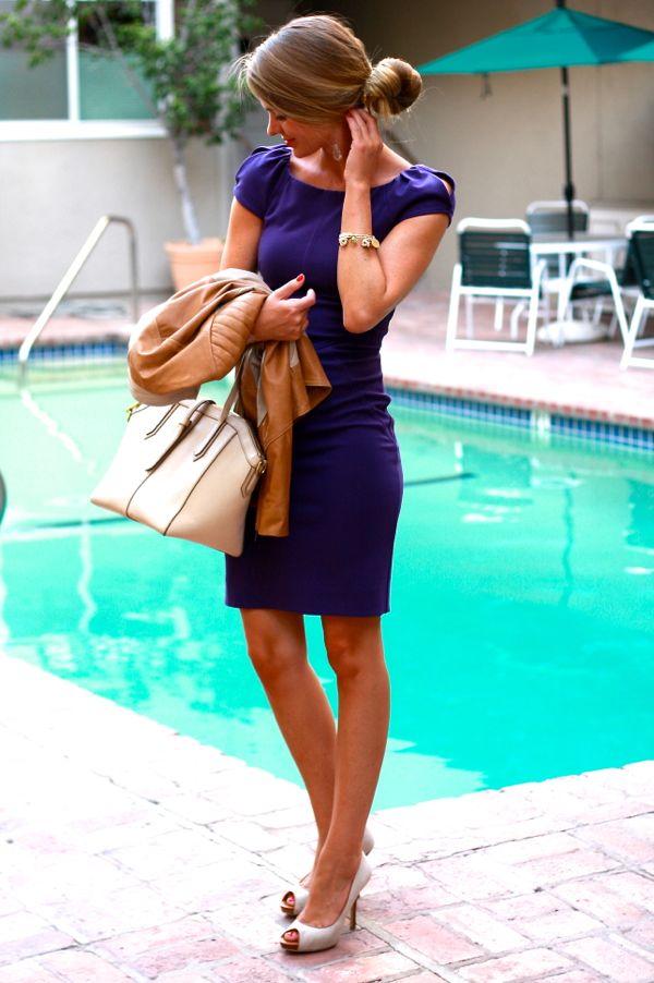 purple dvf dress 4