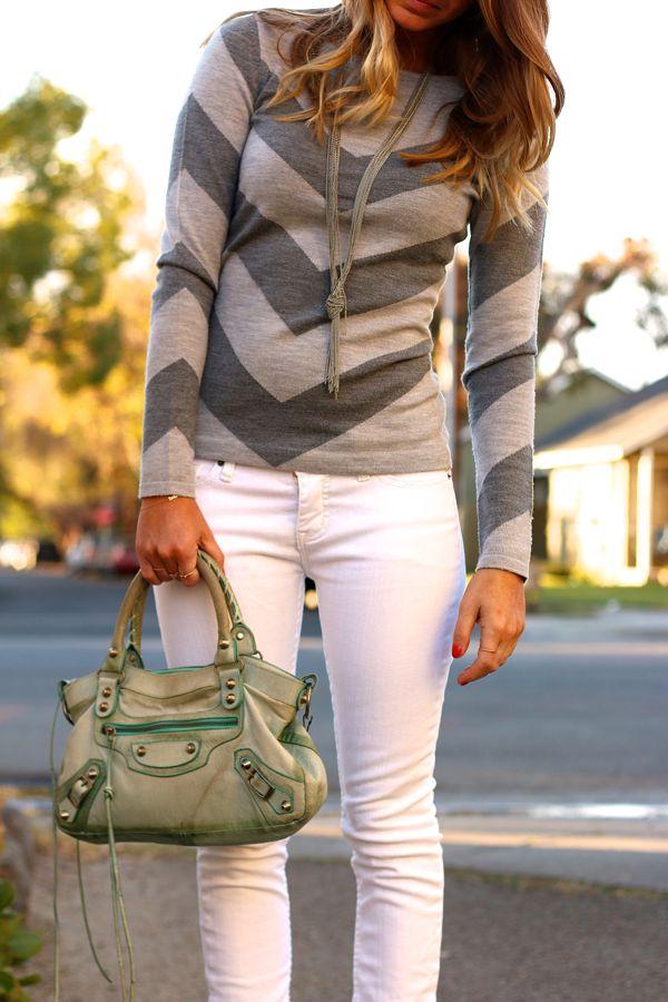 chevron sweater 4