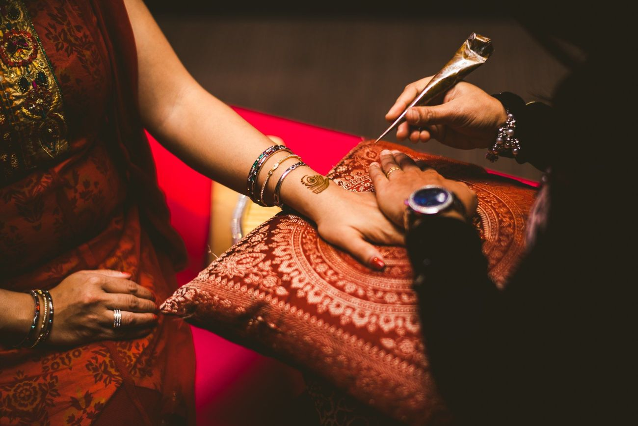 Mehndi Photography Indian Wedding