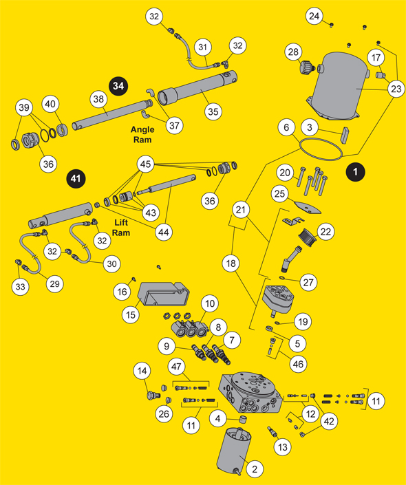 Plow Wiring Diagram Further Fisher Snow Plow Parts Diagram On Fisher