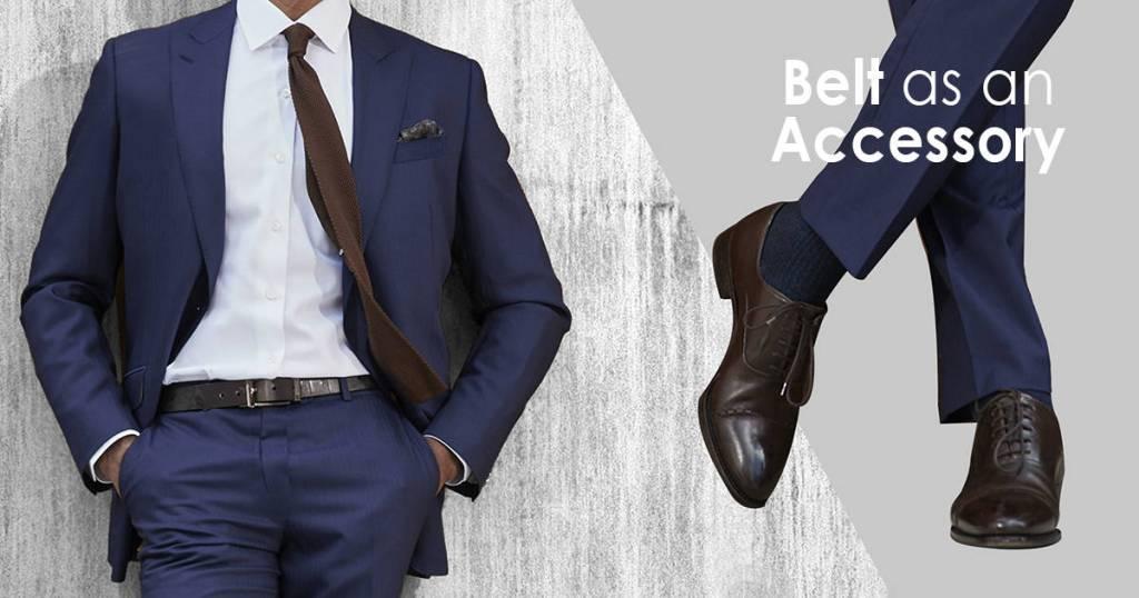 A Belt as an Accessory