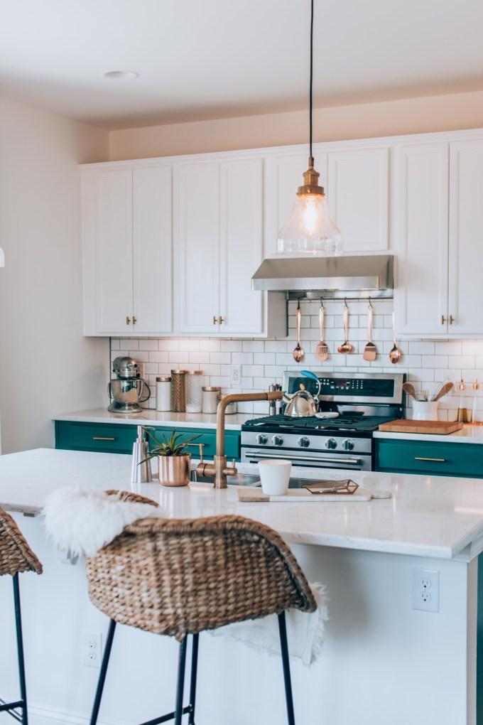kitchen reveal