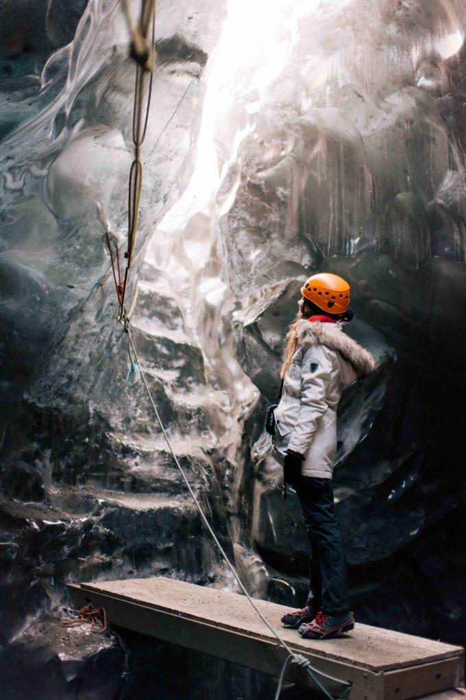 Iceland - Ice Cave