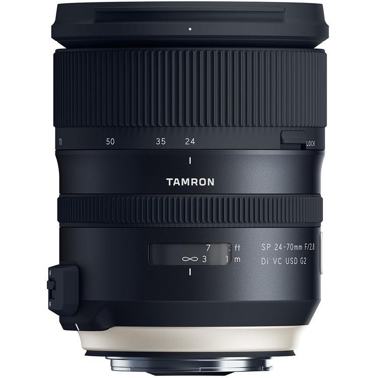 Tamron SP 24-70mm f/2.8 Di VC USD G2 Lens for Canon EF (A032)