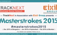 Masterstrokes2015: Event Property Presented and Organized by TrackNext and Eixil Group