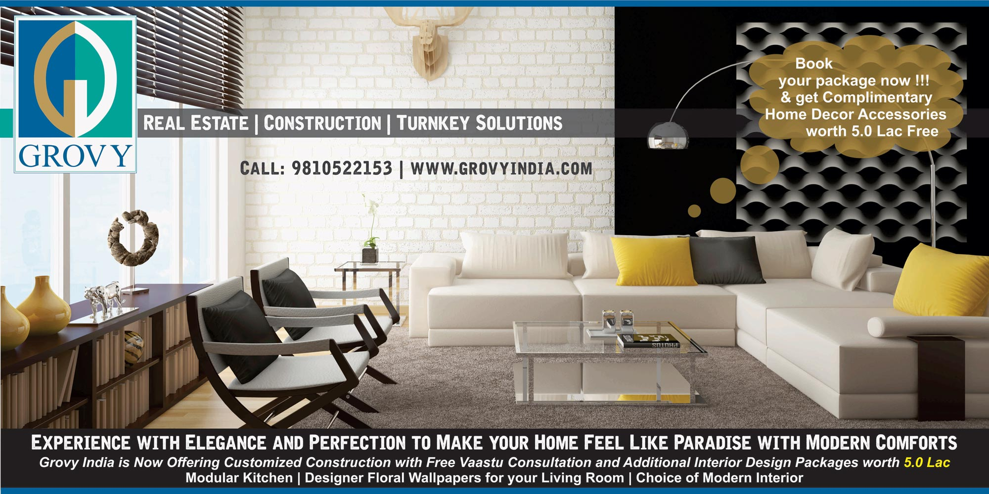 Free Interior Design Consultation India