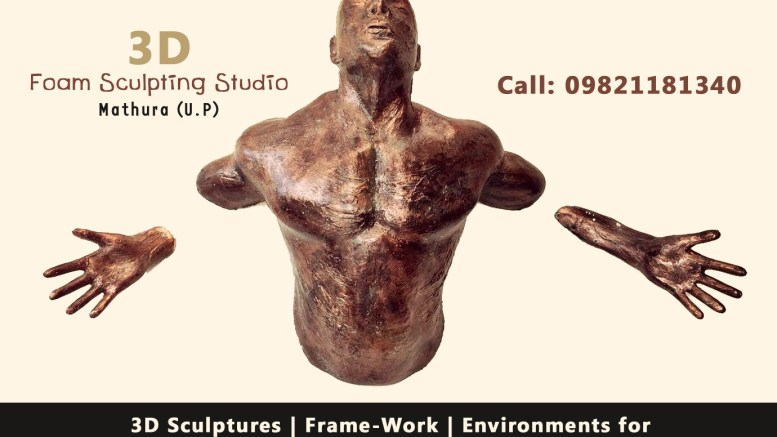 3D Sculpted Products, Mascots, Signages, Themed Enviroments, Store Front Displays