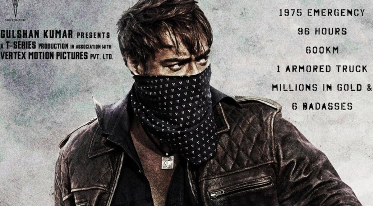 Baadshaho First Look and Trailer