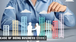 Ease of Doing Business (EODB Index)