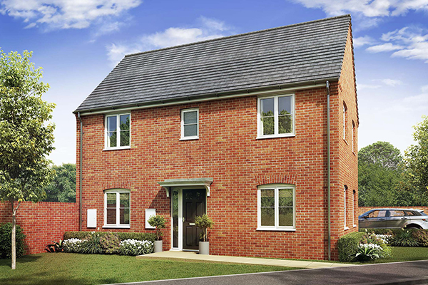 The Mere - Cowley Park, Donington - Ashwood Homes