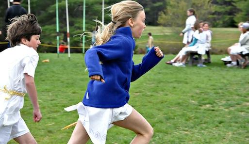 Fifth Grade Pentathlon 2013