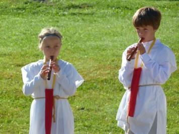 Grade 2-3 Flutes