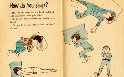 Some Thoughts About Sleep From Parent-Child Teacher Audrey McGlashan