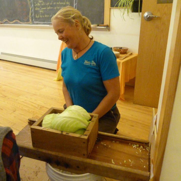Ashwood alumna Saphrona Stetson shows how it's done.