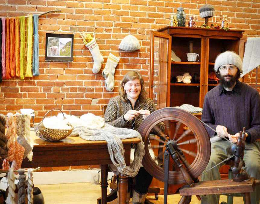 Alumni Artisan Spotlight: Goldenrod Textiles