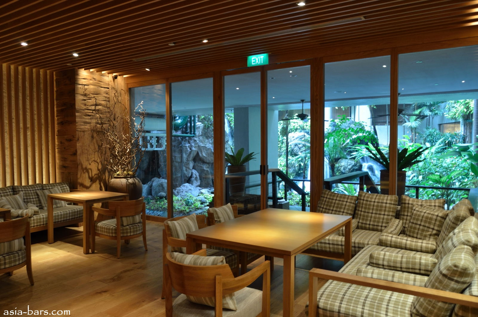 sofa style for small living room cushion support uk 10 scotts @ grand hyatt singapore- contemporary ...