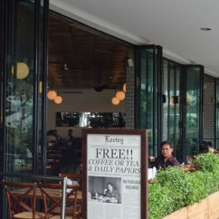 French Brasserie Chairs Folding Chair Nylon Loewy- Bar & Restaurant In Jakarta Excels With Relaxed Comfort Dining An Exuberant | Asia ...