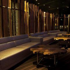 Sofas Singapore Brown Velvet Tufted Sofa Pangaea- International Celebrity