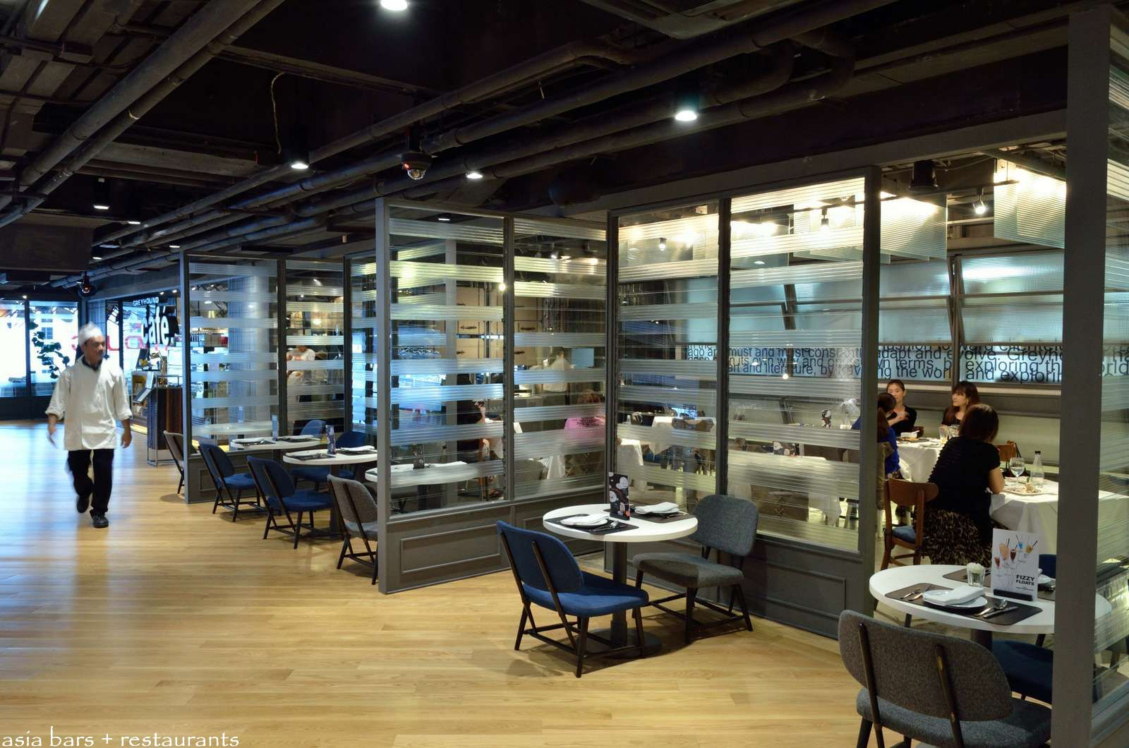 Greyhound Cafe Siam Center Bangkok  Asia Bars  Restaurants