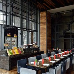 Bar Height Kitchen Tables Brookhaven Cabinets Red Oven- All Day International Restaurant At Sofitel So ...