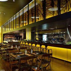 Hotel With Kitchen Hong Kong Bar Counter The Table- Signature Restaurant At W Bangkok ...