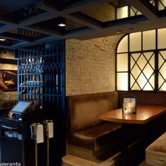 Platform Sofa Cloth Fabric Online Angel's Share- Whisky Bar & Restaurant In Hong Kong | Asia ...