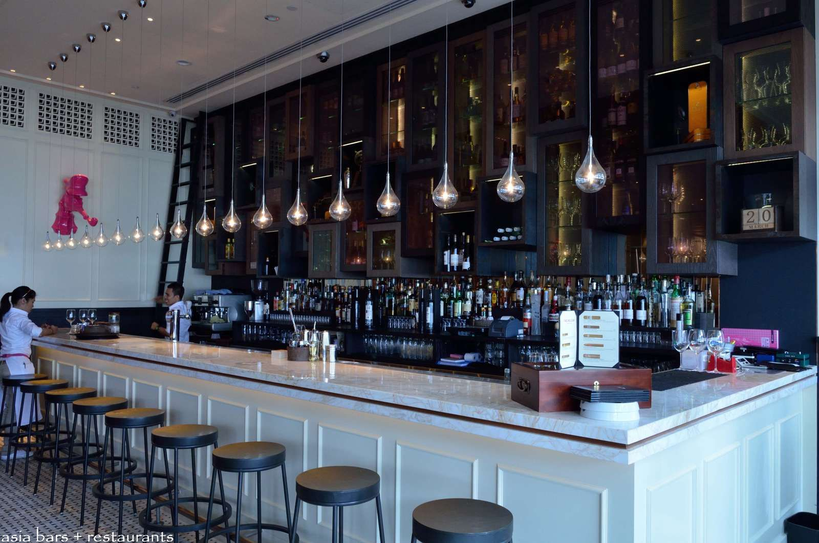 The Pelican Seafood Bar  Grill in Singapore  Asia Bars