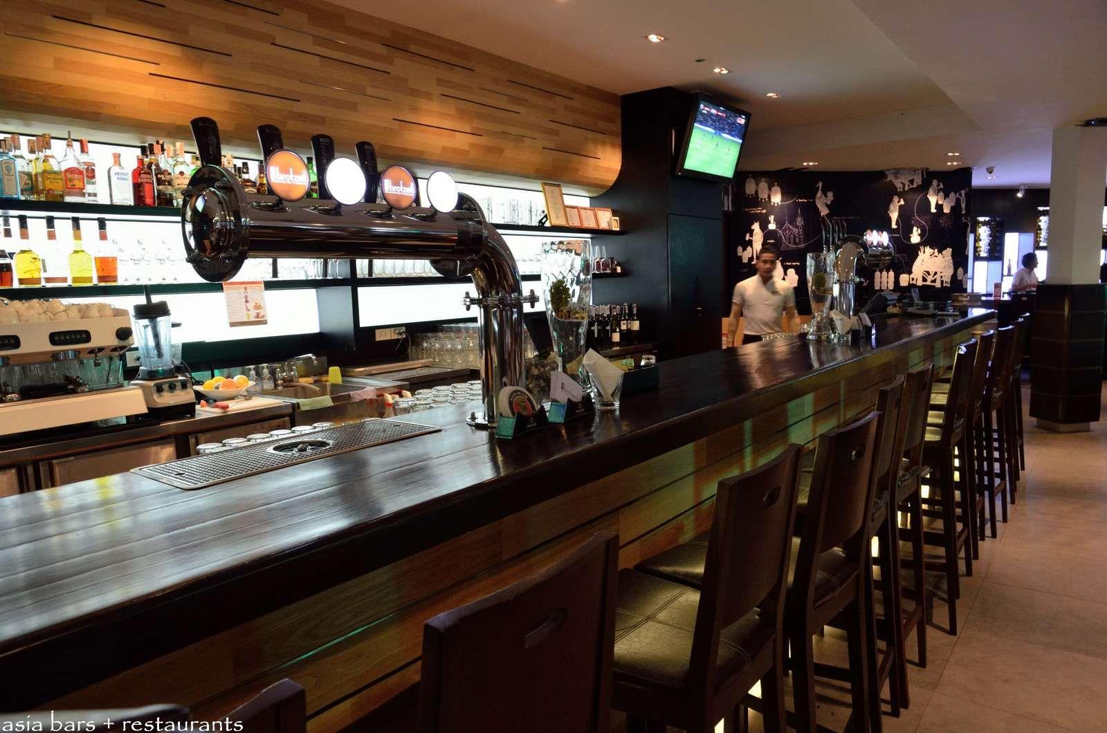 Brotzeit German Bier Bar  Restaurant Bangkok  Asia