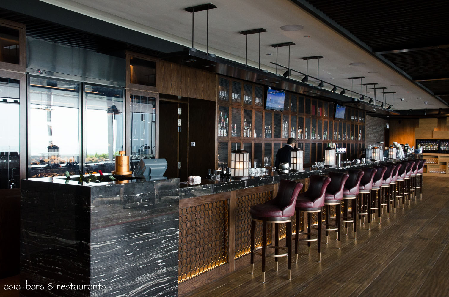 Cook  Brew contemporary gastrobar at The Westin Singapore  Asia Bars  Restaurants