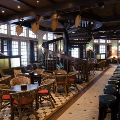 Plantation Style Chairs The Chronicles Of Narnia Silver Chair Trailer Long Bar- Iconic Bar At Raffles Hotel Singapore | Asia Bars & Restaurants