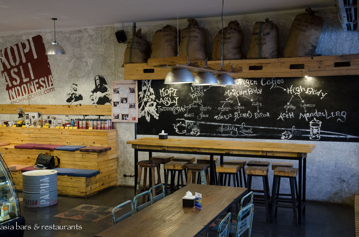 Anomali Coffee Specialty Coffee And Cafe Seminyak Bali