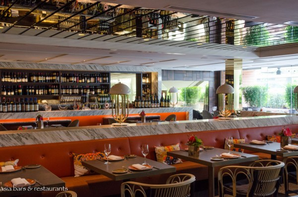 National Gallery Restaurant Singapore