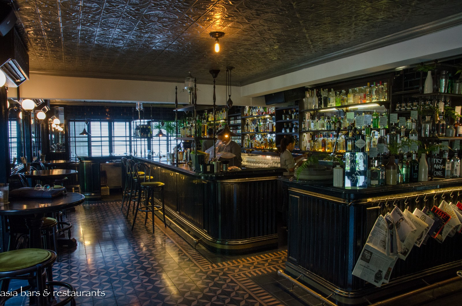 PS.Cafe at Ann Siang Hill Park – cafe & bar in Singapore | Asia Bars & Restaurants