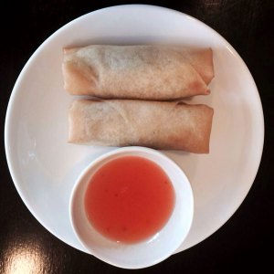 Vegetable Spring Roll(2pcs) - Asia Grill