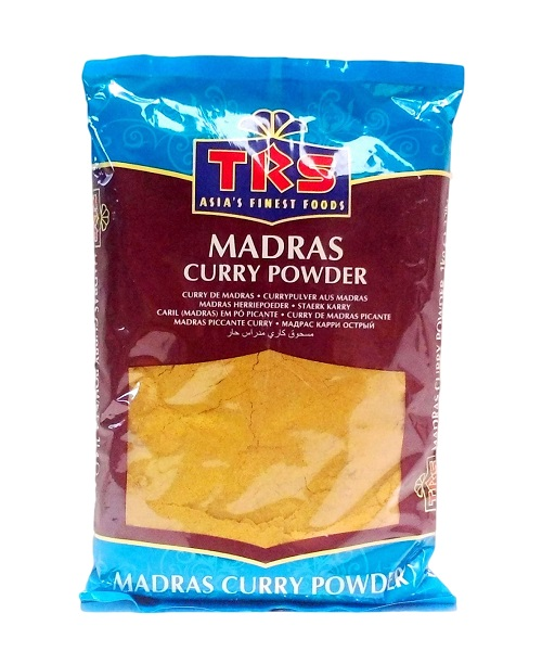 Curry in polvere Madras Hot  Trs 1Kg  595  Asia