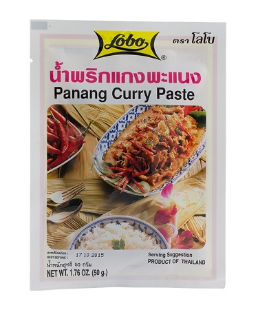 Panang curry paste  Lobo 50 gr  100  AsiaMarketit