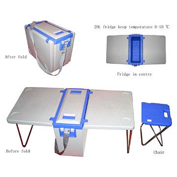 Foldable Picnic Table (Складной пикника таблице)