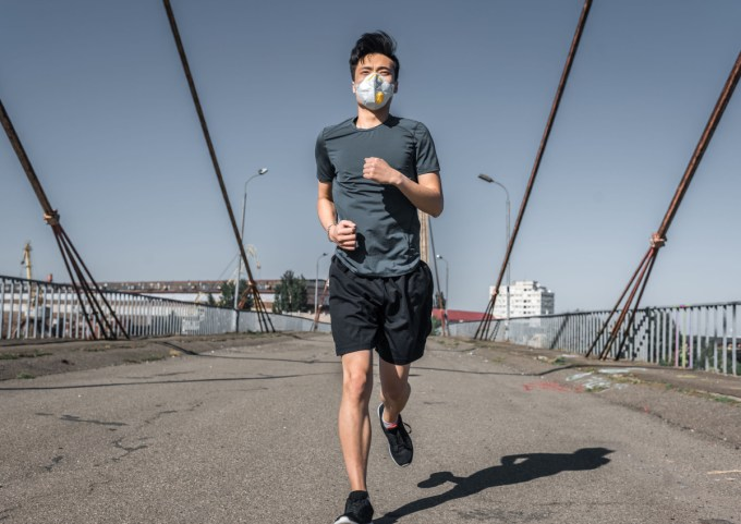 Chinese hospital warns against wearing masks while exercising ...