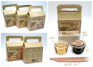 Breakfast Aid, Kotak Sarapan Keluarga